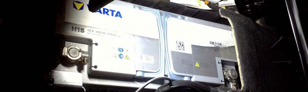 audi-q7-Incorrect-battery-auto-active